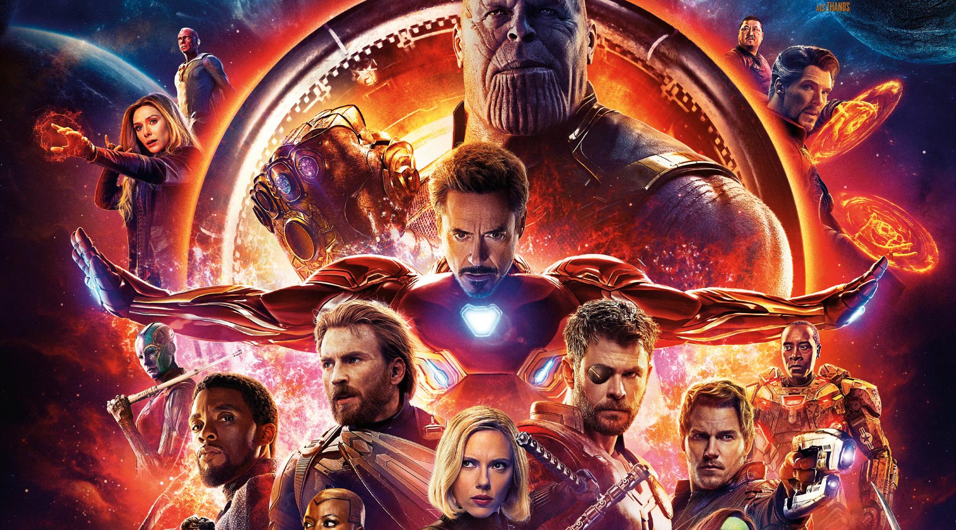 avengers-infinity wars