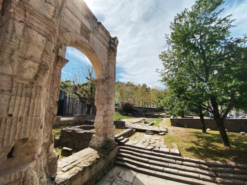vestiges romains Vienne